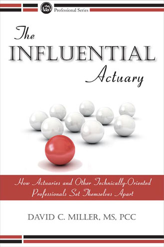 The Influential Actuary Book